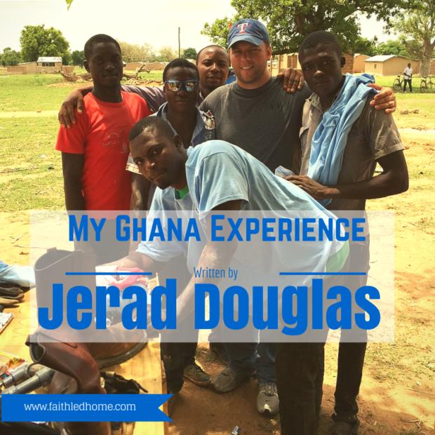 Jerad's Ghana Experience