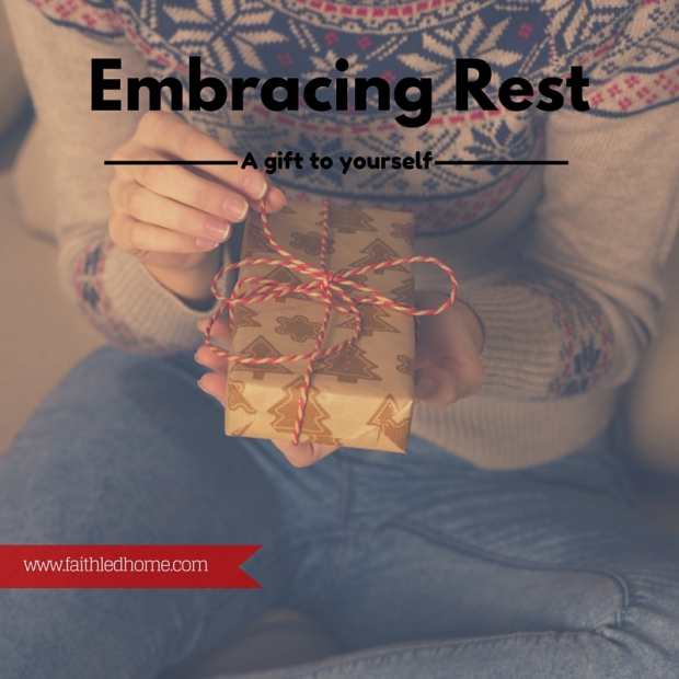 embracing rest pic